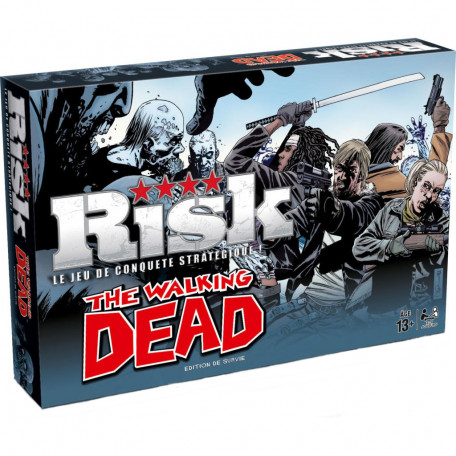 Risk The Walking Dead - Edition de survie