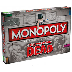 Monopoly The Walking Dead - Edition de survie
