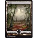 Marais / Swamp n°187  Full Art - Foil