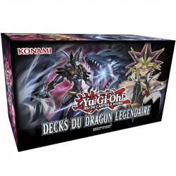 Yu-Gi-Oh! - Decks du Dragon Légéndaire