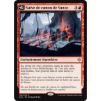 Salve de canon de Vance // Bastion Crachefeu