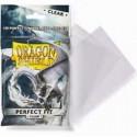 Protèges cartes  Perfect Fit x100 - Clear