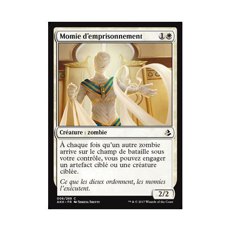 Momie d'emprisonnement / Binding Mummy