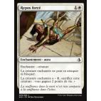 Repos forcé / Compulsory Rest