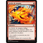 Giclée de magma / Magma Spray