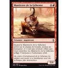 Manticore de la Géhenne / Manticore of the Gauntlet