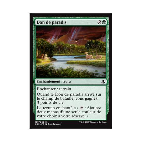 Don de paradis / Gift of Paradise