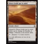 Désert brûlé par le soleil / Sunscorched Desert