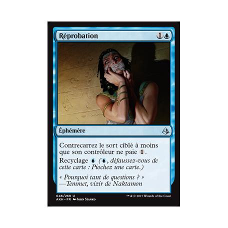Réprobation / Censor