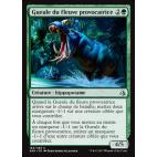 Gueule du fleuve provocatrice / Defiant Greatmaw