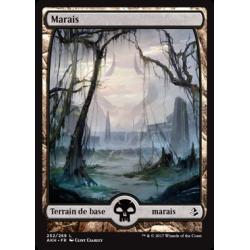 Marais / Swamp n°252 Full Art