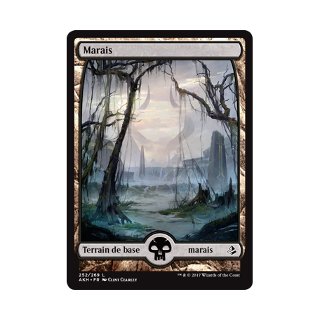 Marais / Swamp n°252 Full Art