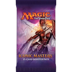 Booster Iconic Masters