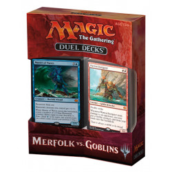 Duel Decks Merfolk vs. Goblins