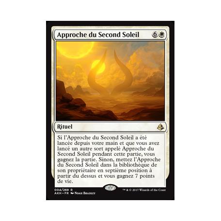 Approche du Second Soleil / Approach of the Second Sun