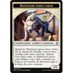 Manticore perce-cœur / Heart-Piercer Manticore