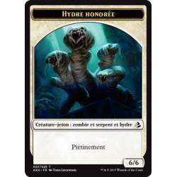 Hydre honorée / Honored Hydra