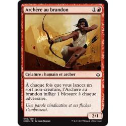 Archère au brandon / Firebrand Archer