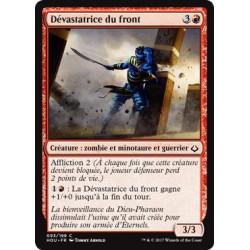 Dévastatrice du front / Frontline Devastator