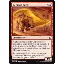 Cérodon doré / Gilded Cerodon