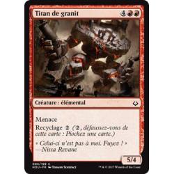 Titan de granit / Granitic Titan