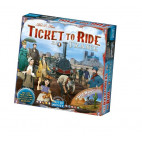 Aventuriers du Rail France & Old West (Les)