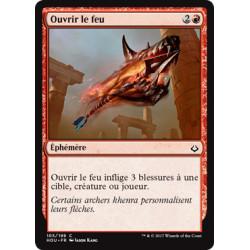 Ouvrir le feu / Open Fire