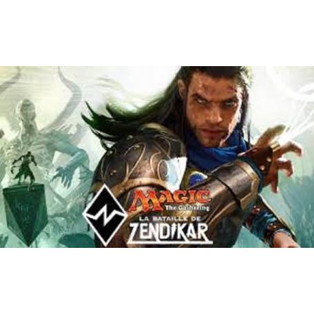 Set Communes VF - La bataille de Zendikar