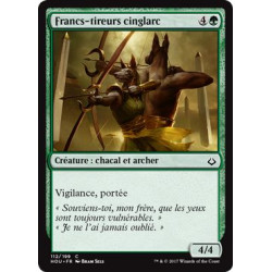Francs-tireurs cinglarc / Bitterbow Sharpshooters