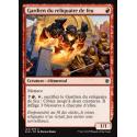 Gardien du reliquaire de feu / Fire Shrine Keeper - Foil