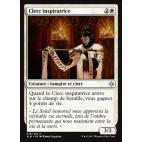 Clerc inspiratrice / Inspiring Cleric