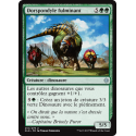 Dorspondyle fulminant / Thundering Spineback - Foil