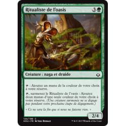 Ritualiste de l'oasis / Oasis Ritualist