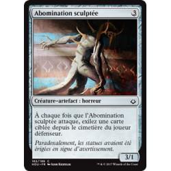 Abomination sculptée / Graven Abomination
