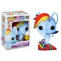12 Rainbow Dash Sea Pony - Chase * Limited Edition