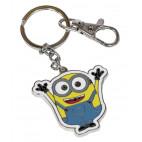 Porte-clés -  Minions : Bob 4 cm
