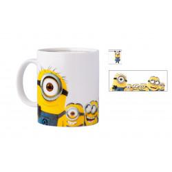 Mug Fresque Minions 2D