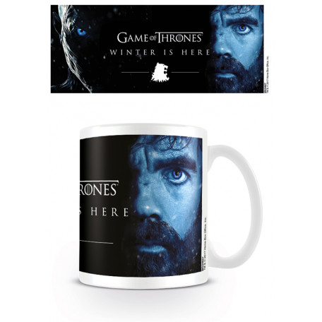 Mug Winter Is Here Tyrion  Knight King