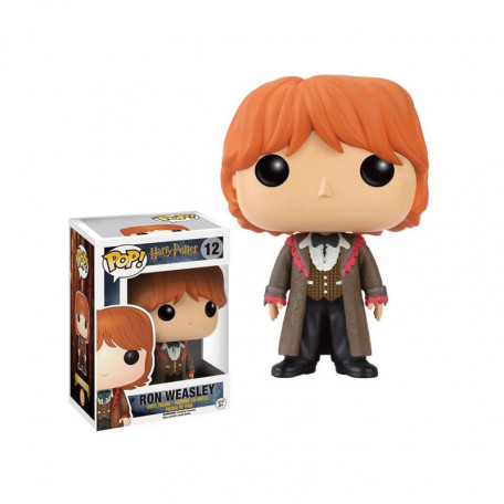 12 Ron Weasley version Bal de Noël