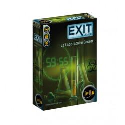 EXIT : Le Jeu - Le Laboratoire Secret