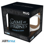 Mug Winter Is Here -  Knight King