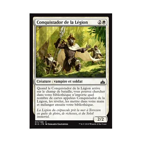 Conquistador de la Légion / Legion Conquistador