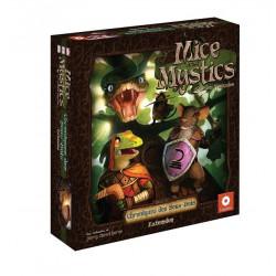 Mice and Mystics : Chroniques du sous-bois