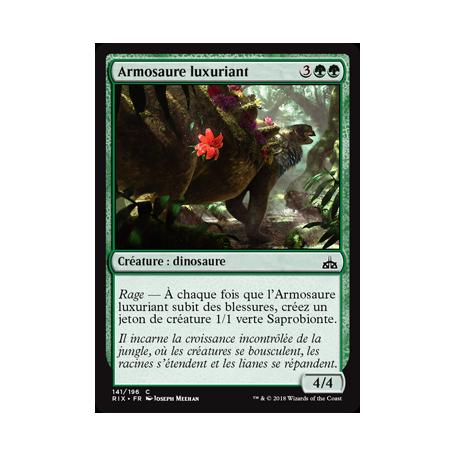 Armosaure luxuriant / Overgrown Armasaur