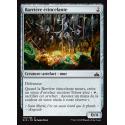 Barrière étincelante / Gleaming Barrier