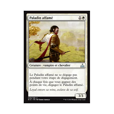Paladin affamé / Famished Paladin