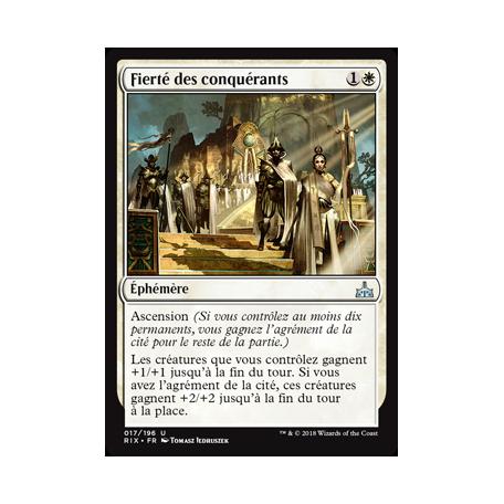 Fierté des conquérants / Pride of Conquerors