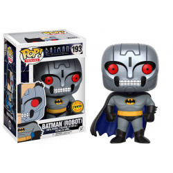 193 Batman Animated Robot - Chase * Limited Edition