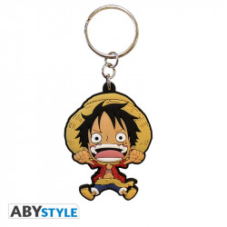 Porte-clés - One Piece - Luffy