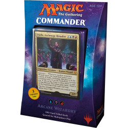 Deck Commander 2017 : Arcane Wizardry